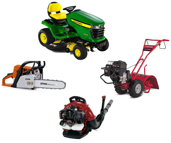 Lawn Garden Equipment Rentals in Springfield Oregon
