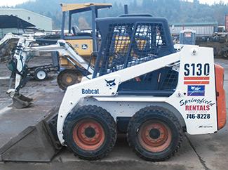 Equipment Rentals Springfield Oregon